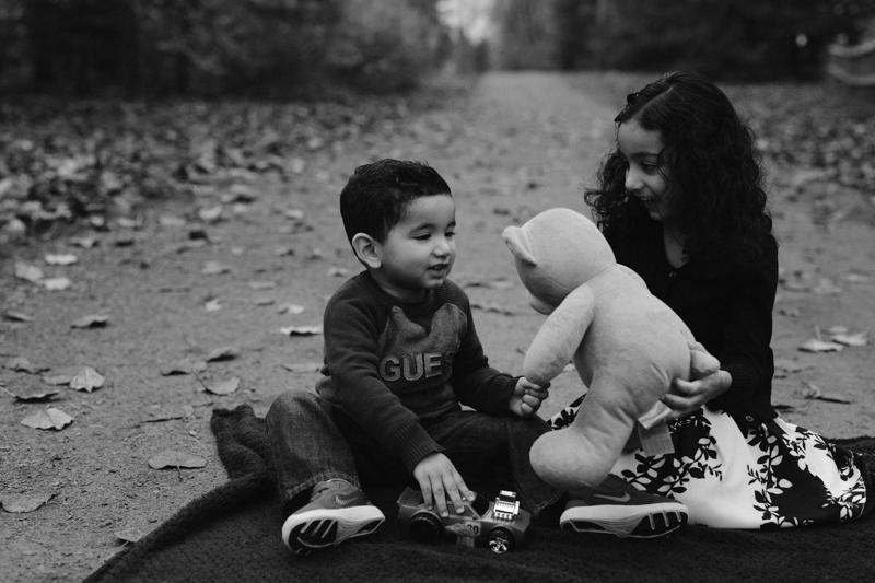 Family Portraits -11